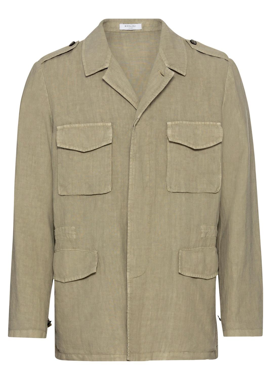 Leinen Fieldjacket image number 0