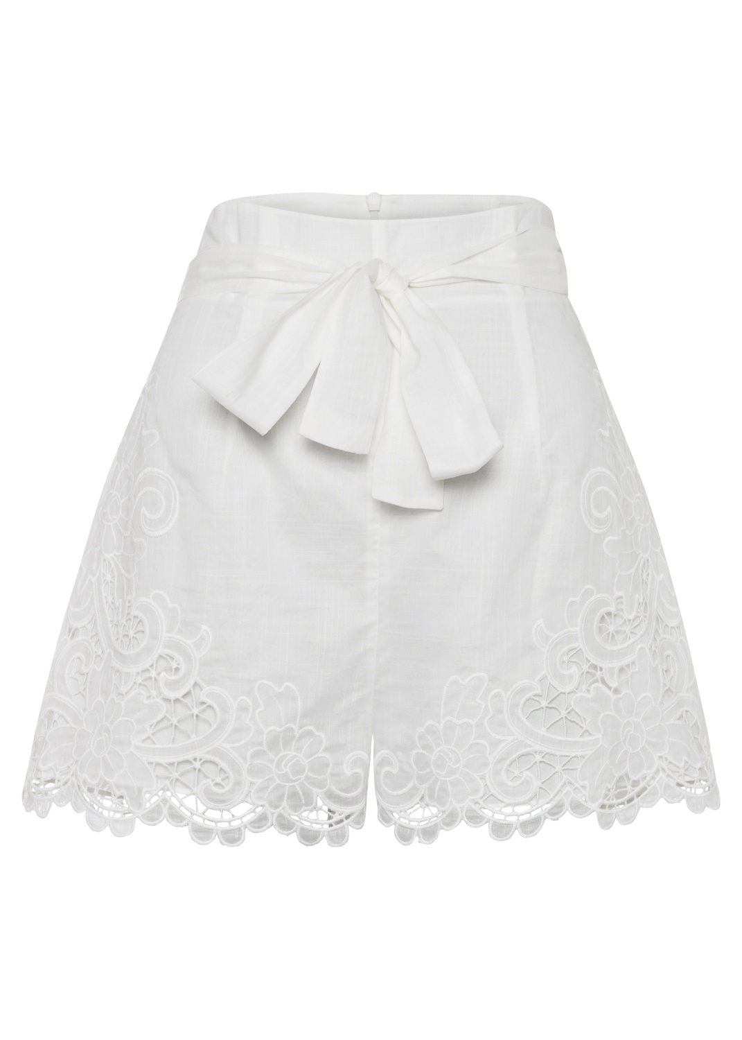Lulu Scallop Shorts image number 0