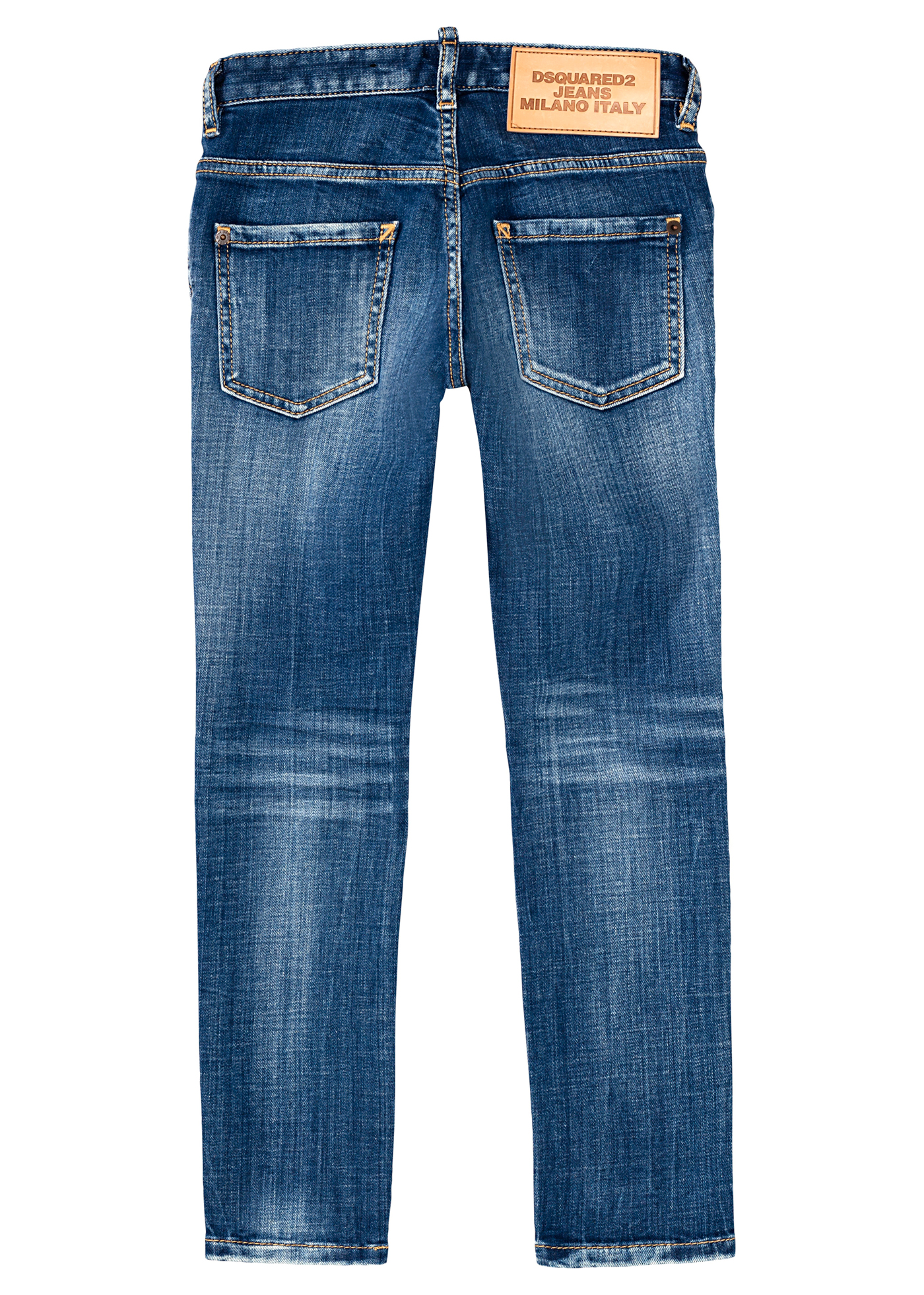 SKATER JEAN TROUSERS image number 1
