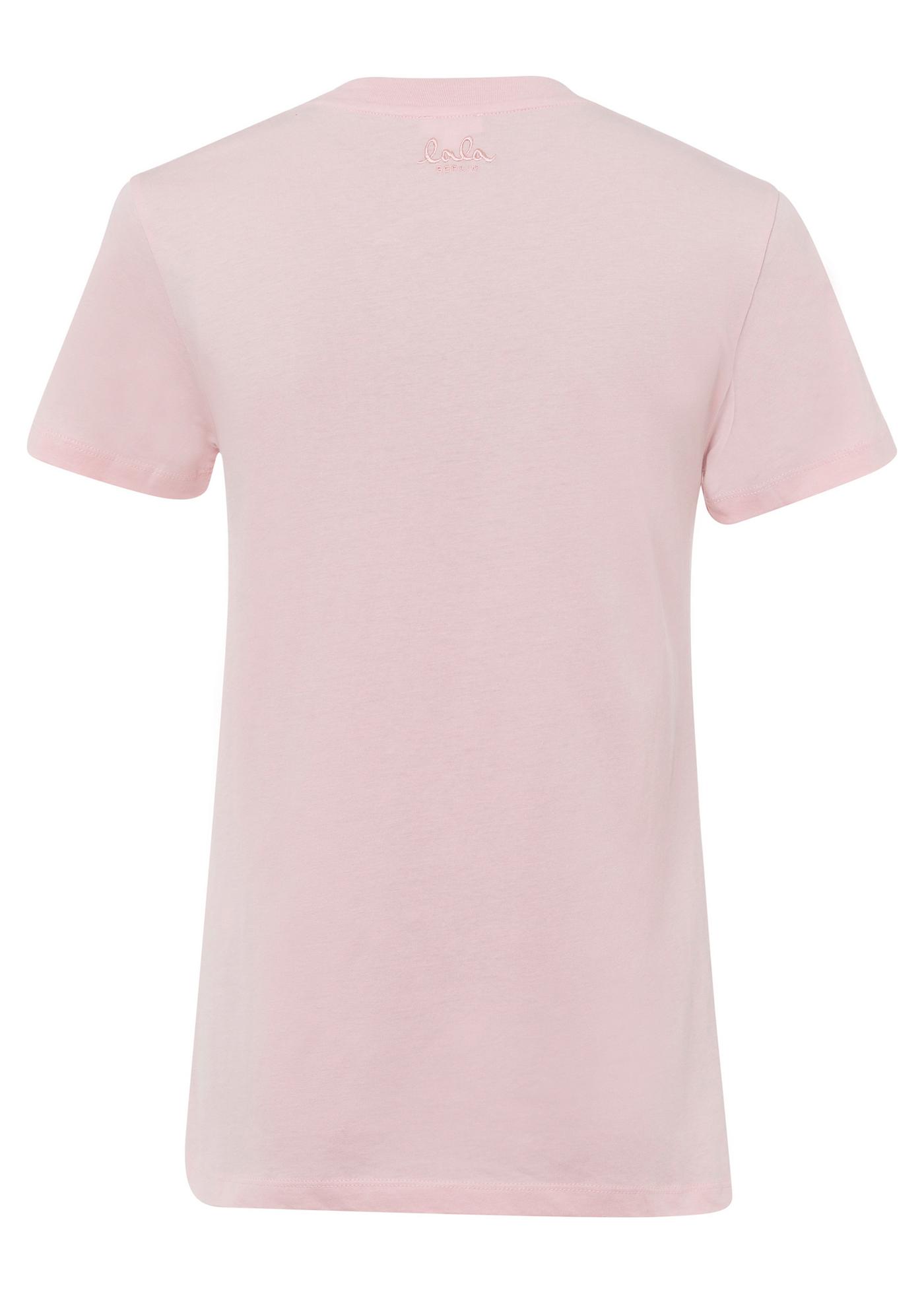 T-Shirt Cara Pink image number 1