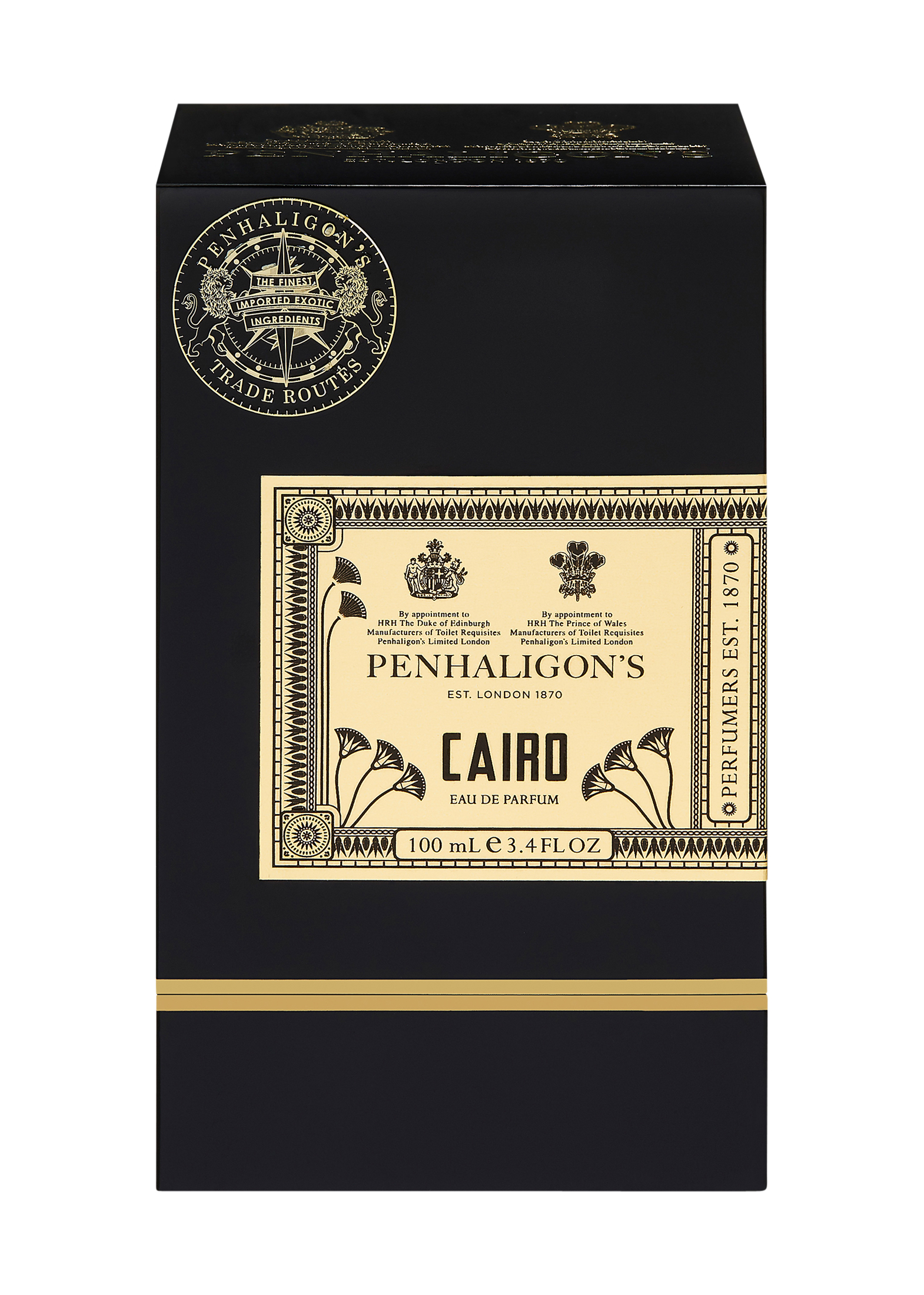 TRADE ROUTES CAIRO EDP 100ML image number 2