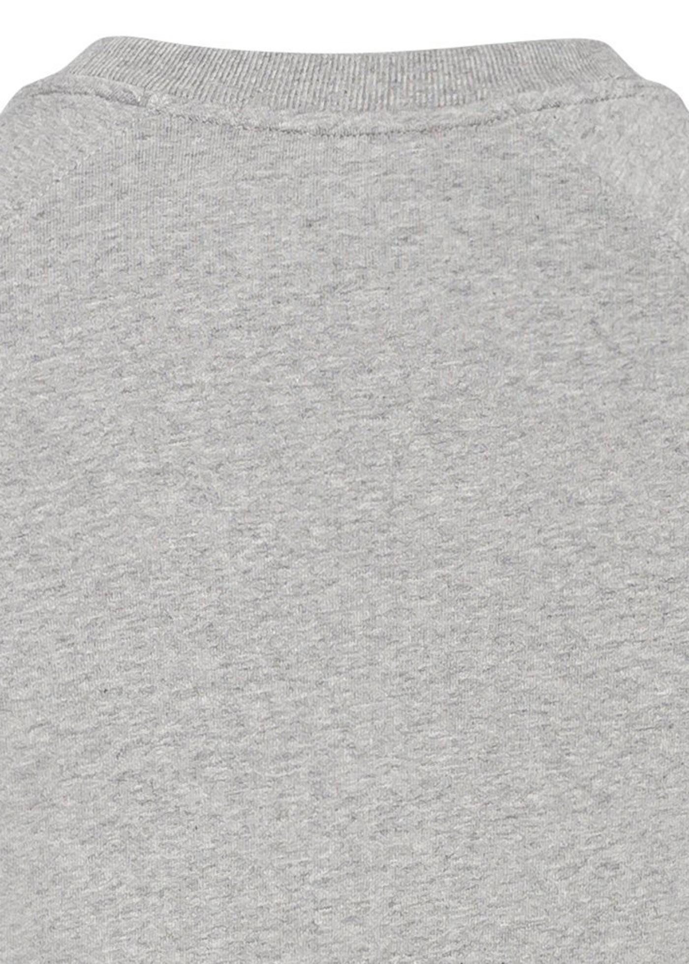 GREY FOX HEAD PATCH CLASSIC SWEATSHIRT image number 3