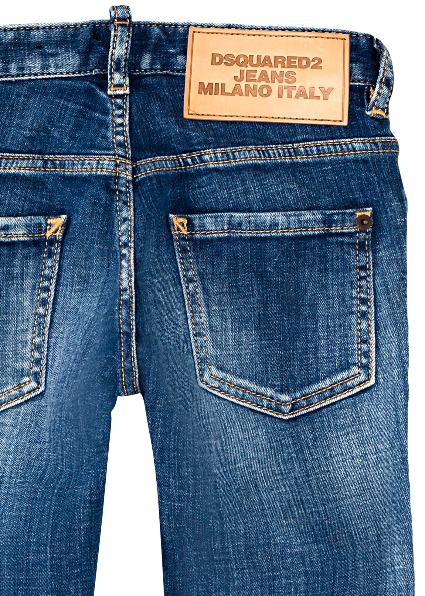 SKATER JEAN TROUSERS image number 3