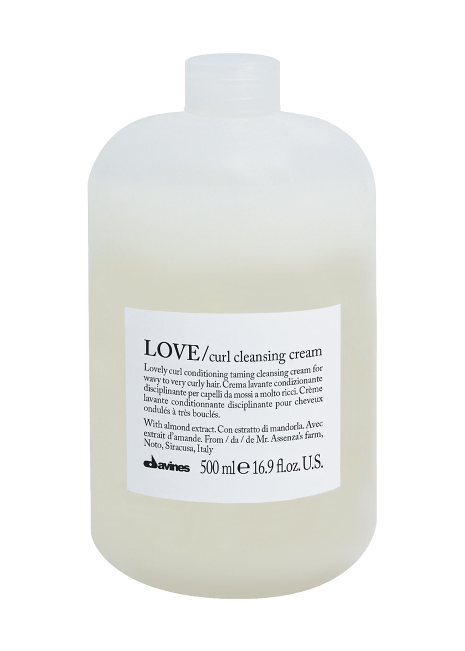 DEHC LOVE CURL Cleansing Cream 500ml image number 0