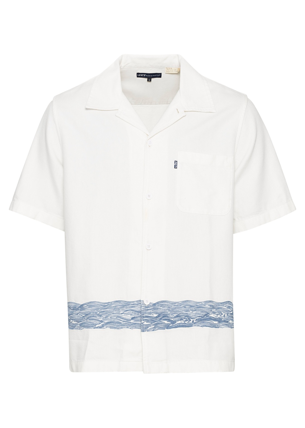 LMC RELAXED CAMP SHIRT LMC CHA image number 0
