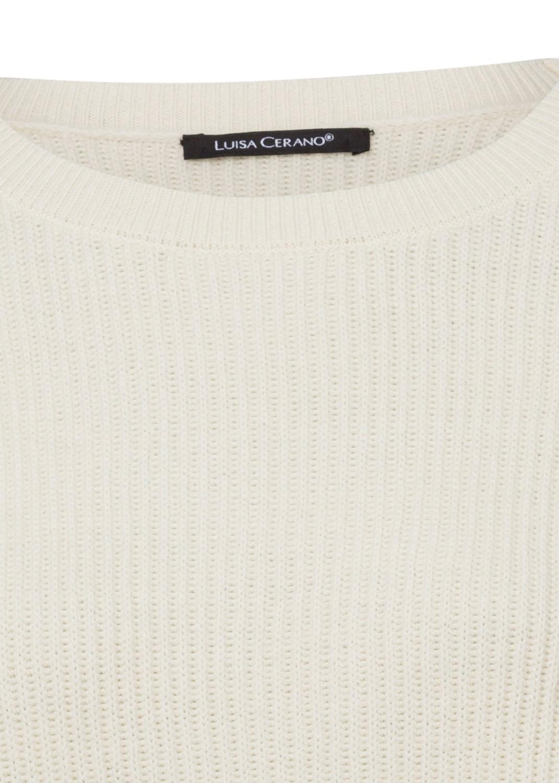 Pullover mit Fransen-Details image number 2
