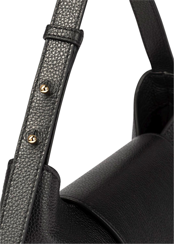 Kitten Leather Shoulder Bag image number 2