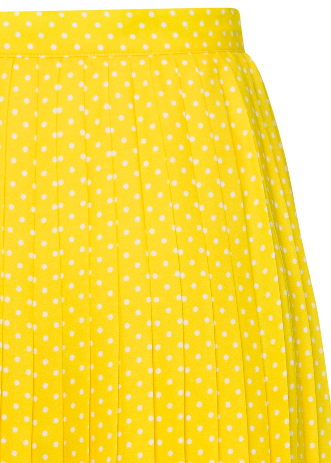 Short pleated skirt image number 2
