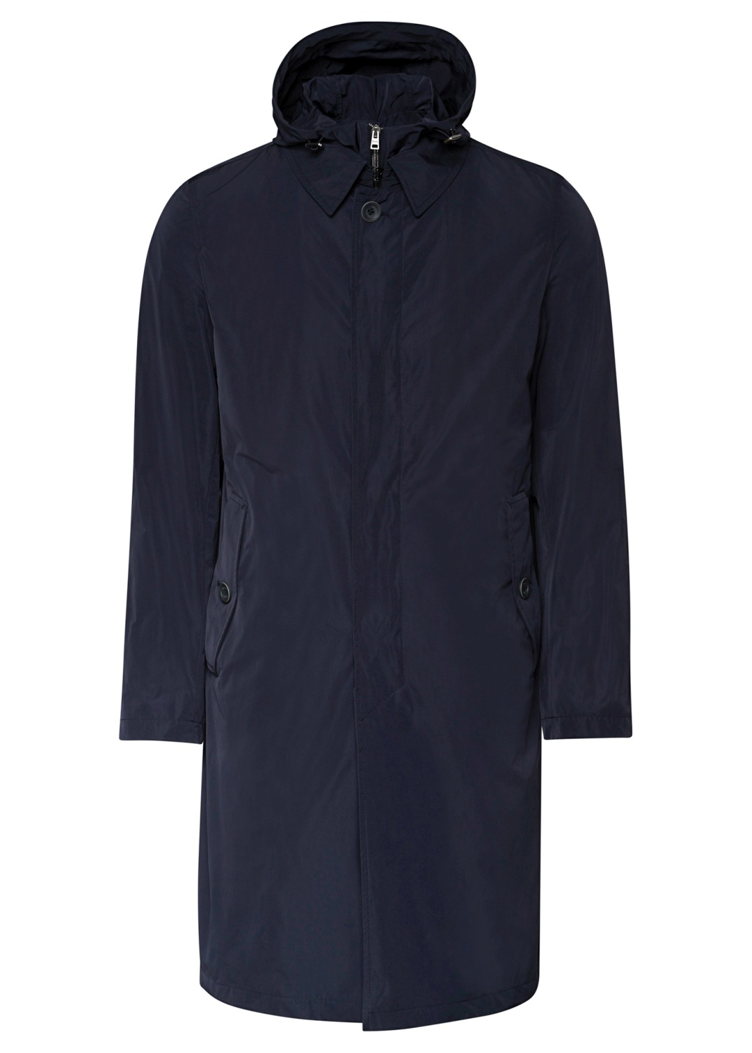 Men's Woven Raincoat image number 0
