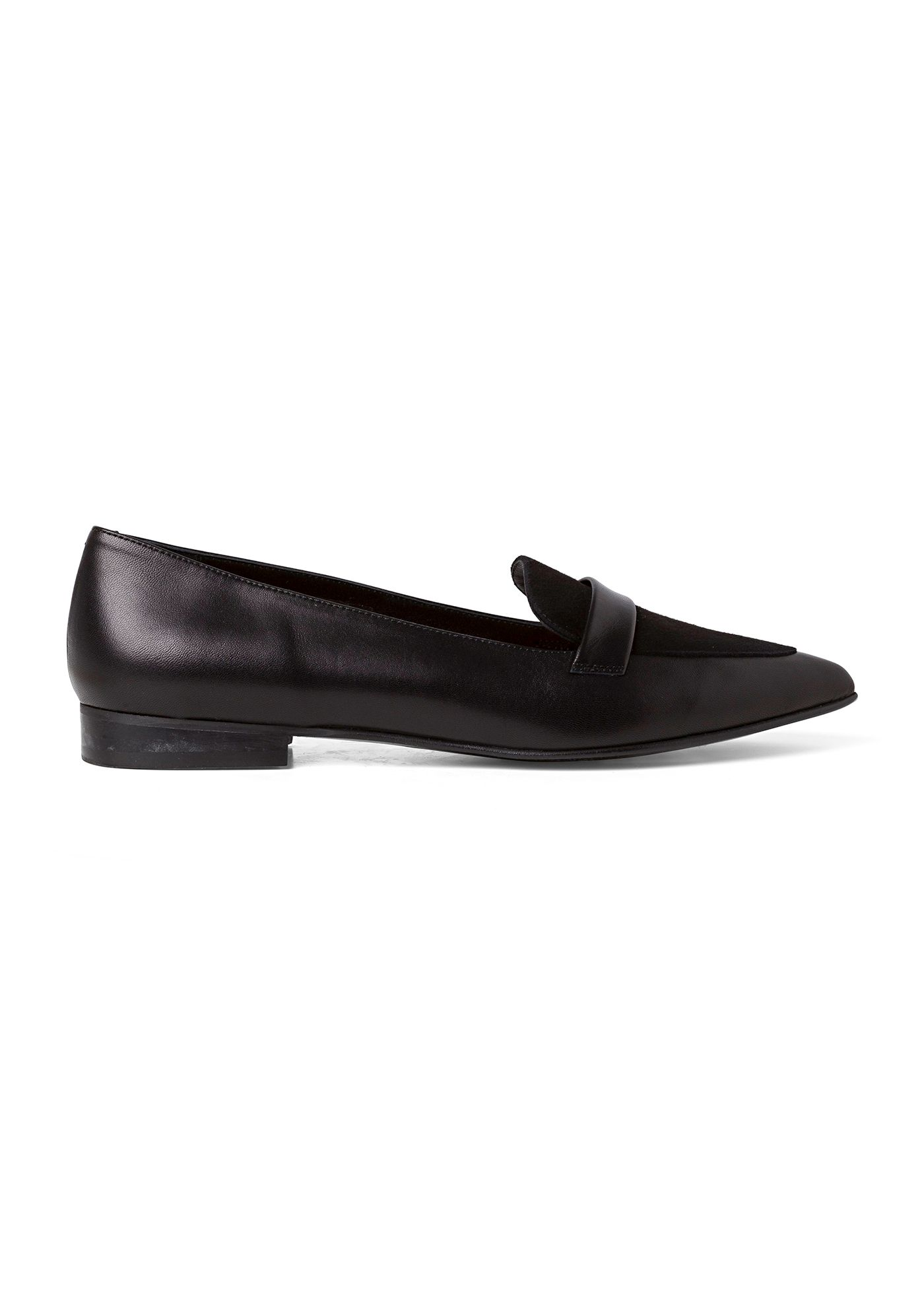Alexandra II Loafer Nappa Suede Mix image number 0