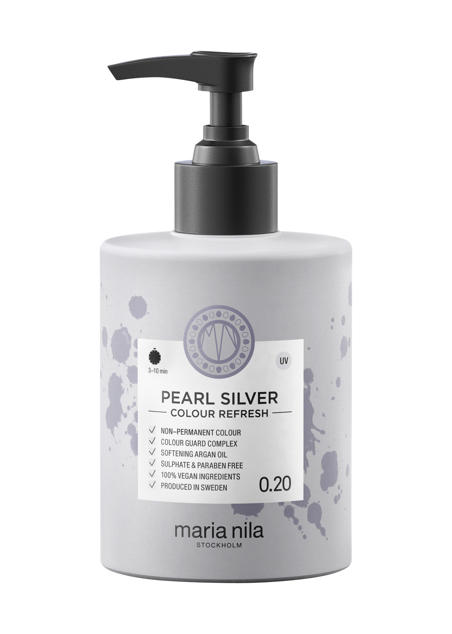 Colour Refresh Pearl Silver 0.20 image number 0
