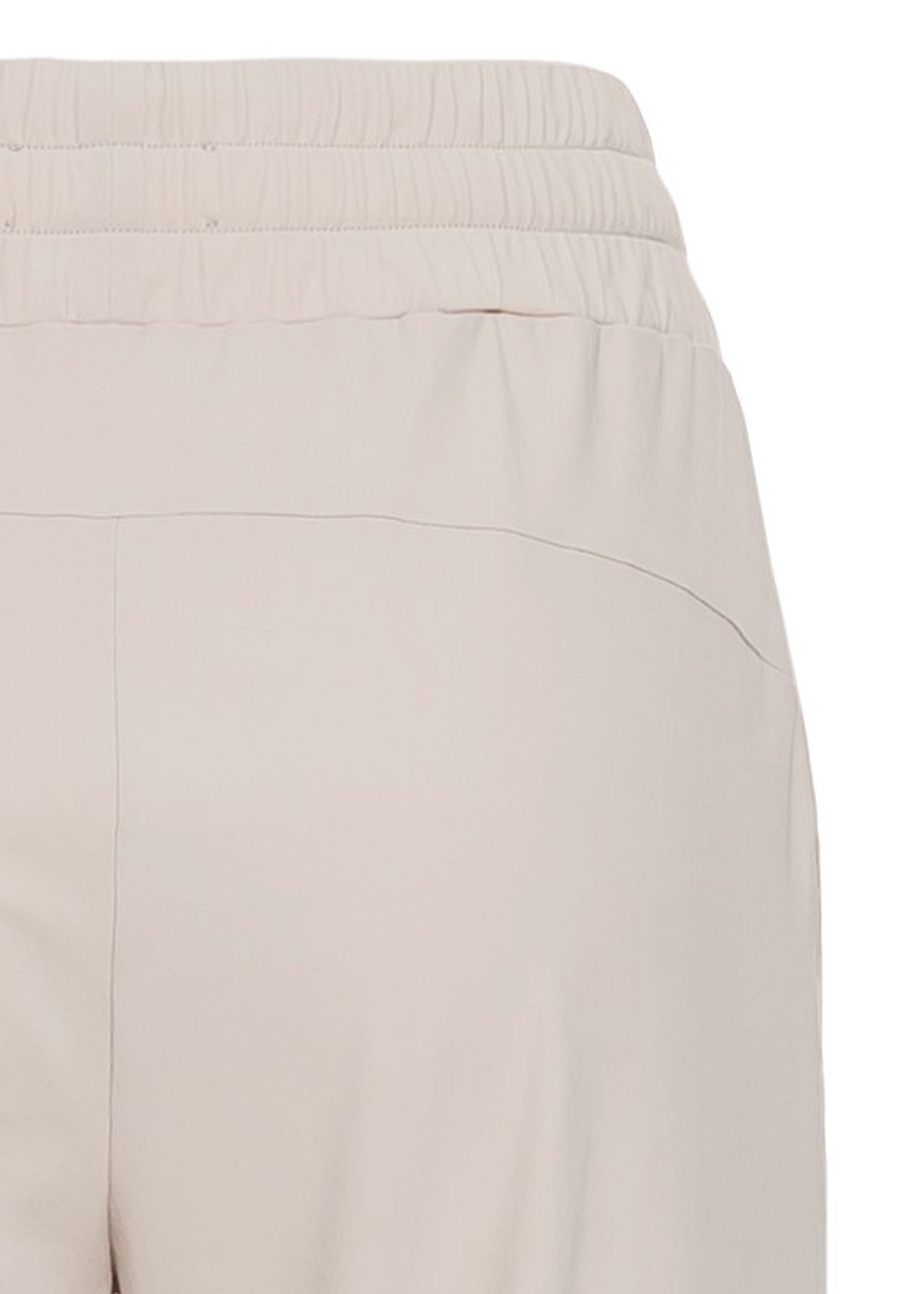 LUXE LEGER TRACK PANTS SHEER image number 3