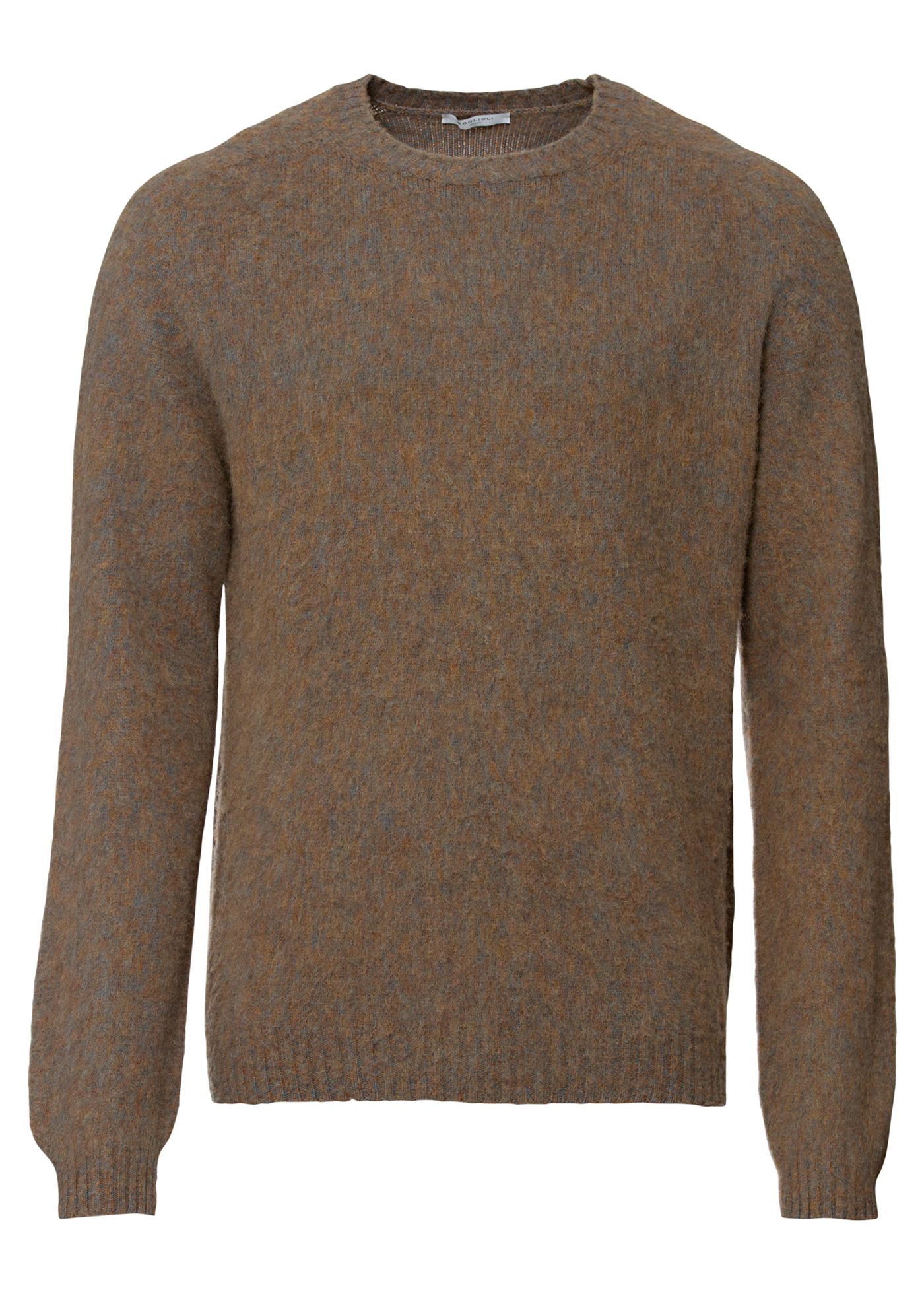 Mix Colour Mohair Crew image number 0
