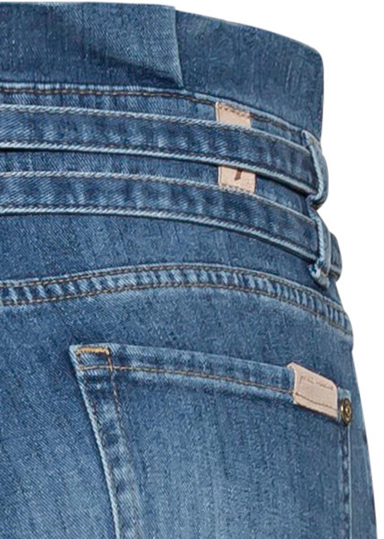 SLIM PAPERBAG PANT Left Hand Restore image number 3