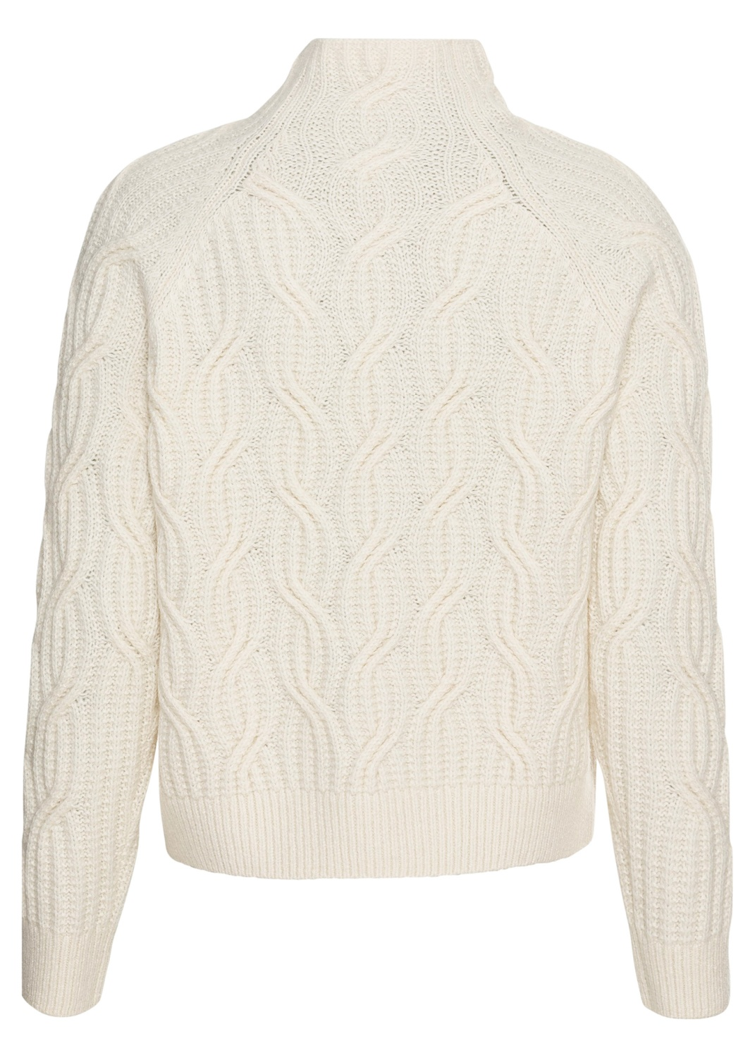 TEXTURE CABLE TURTLENECK image number 1