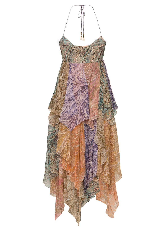 Brighton Hanky Hem Dress image number 1