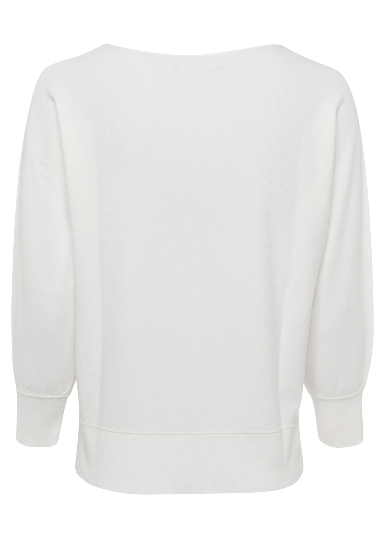 Viskose-Stretch-Pullover image number 1