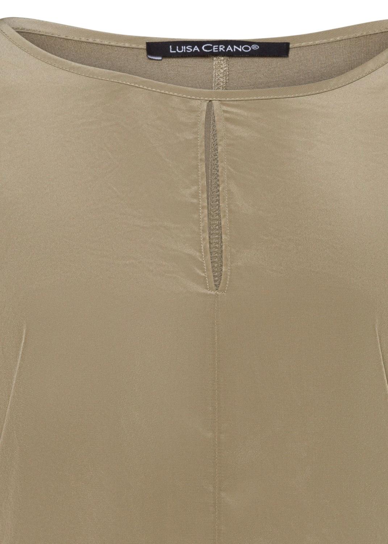 Blusenshirt mit Rücken-Patch image number 2