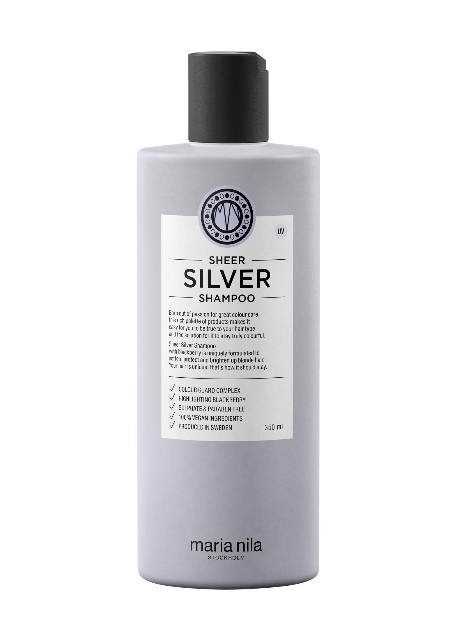 Sheer Silver Shampoo image number 0