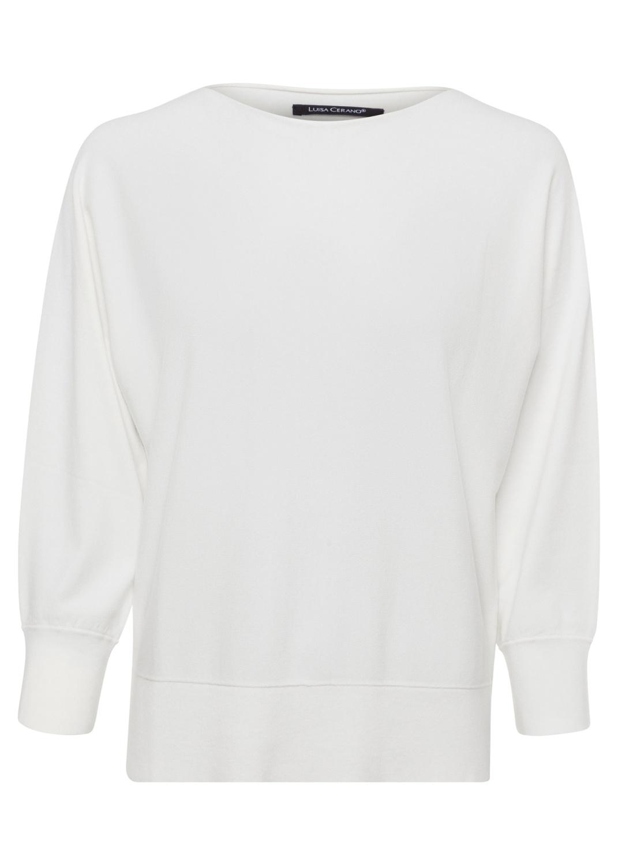 Viskose-Stretch-Pullover image number 0