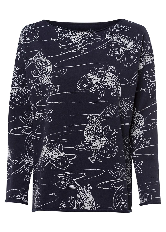 Fleece Sweater Kois image number 0