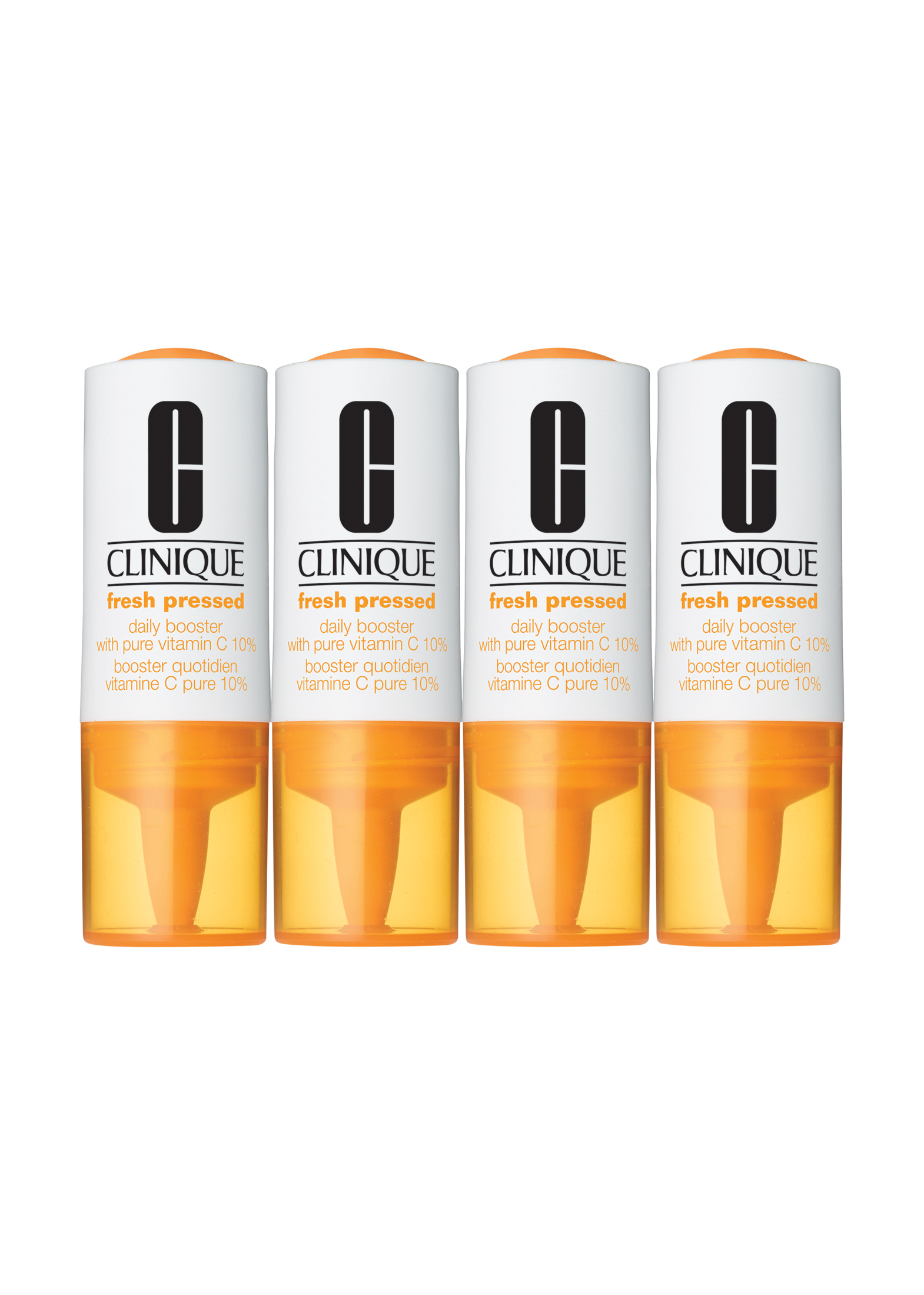 Fresh Pressed Daily Booster with Pure Vitamin C 10%  4x10ml image number 0