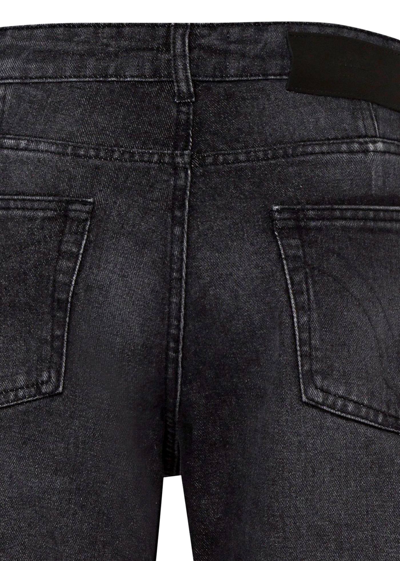 TAPERED FIT JEANS image number 3