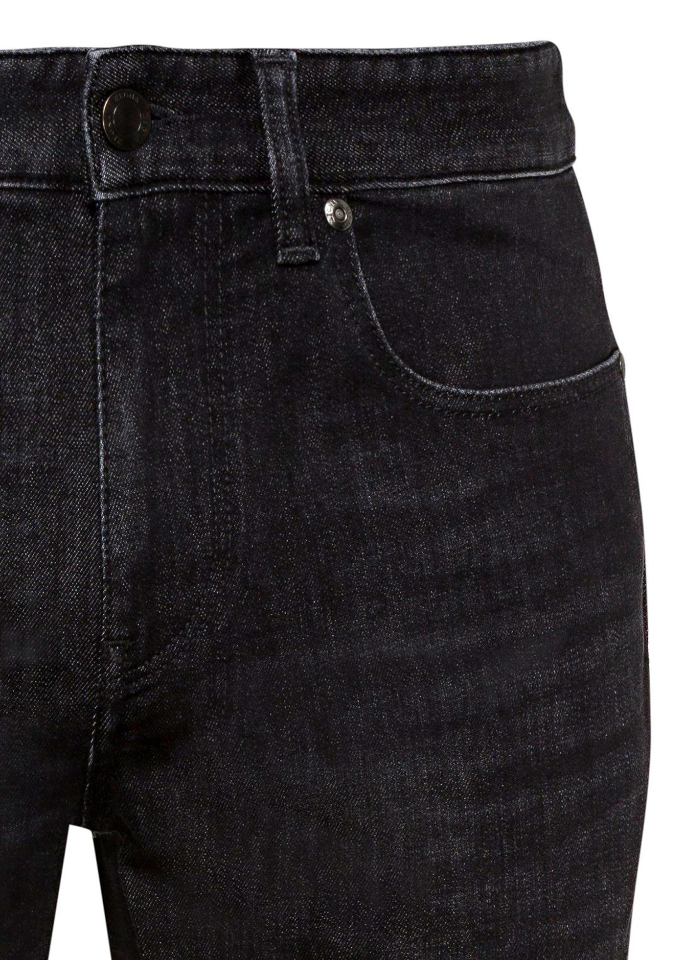 LUXE TWILL BLACK DENIM image number 2