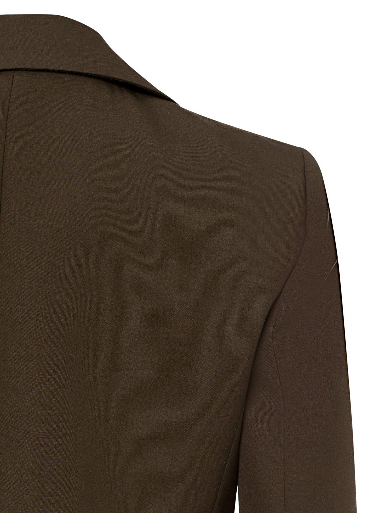 TAILORED JACKET W/ DRAPPED COLLAR image number 3
