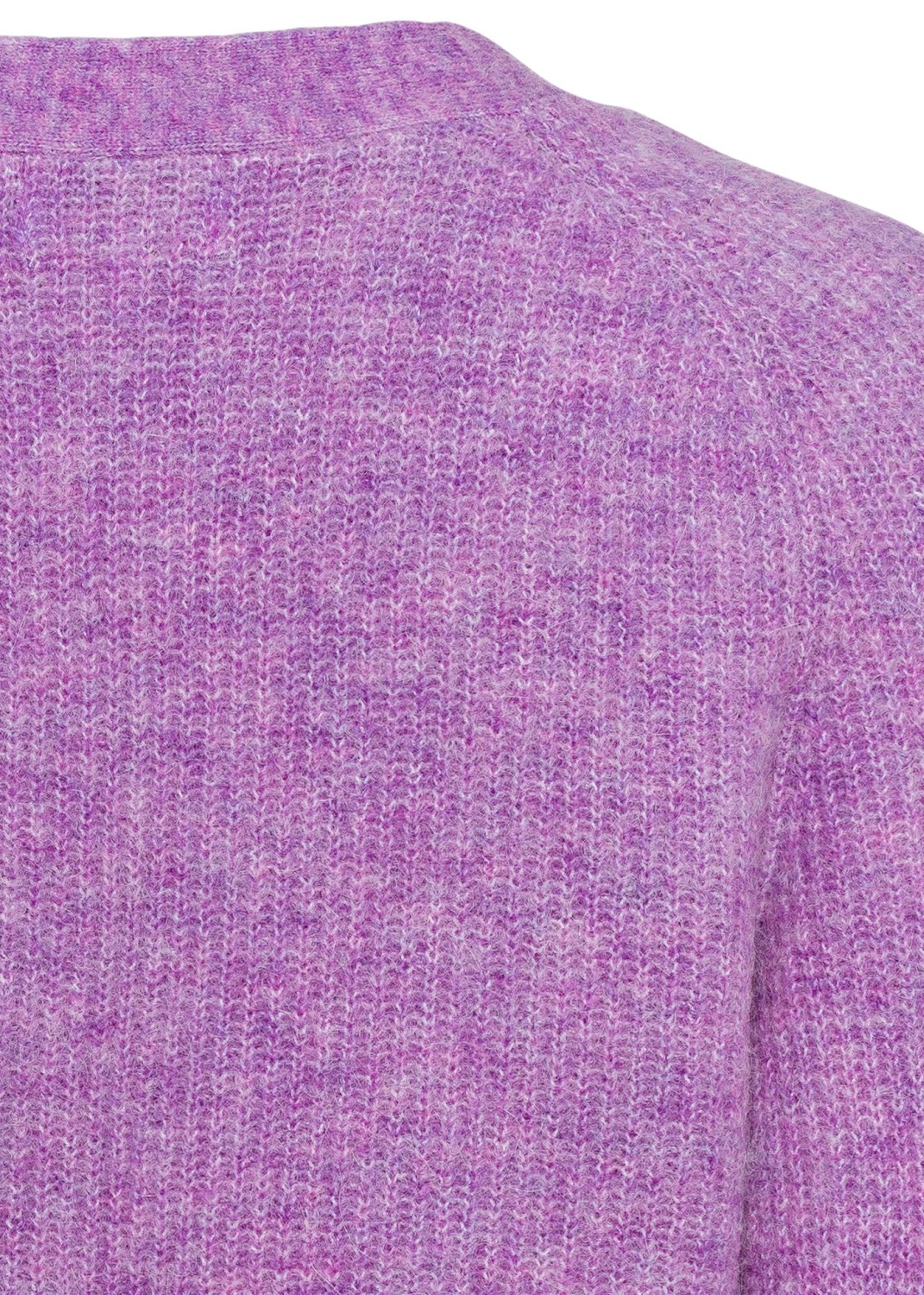Soft Wool Knit Cardigan image number 3