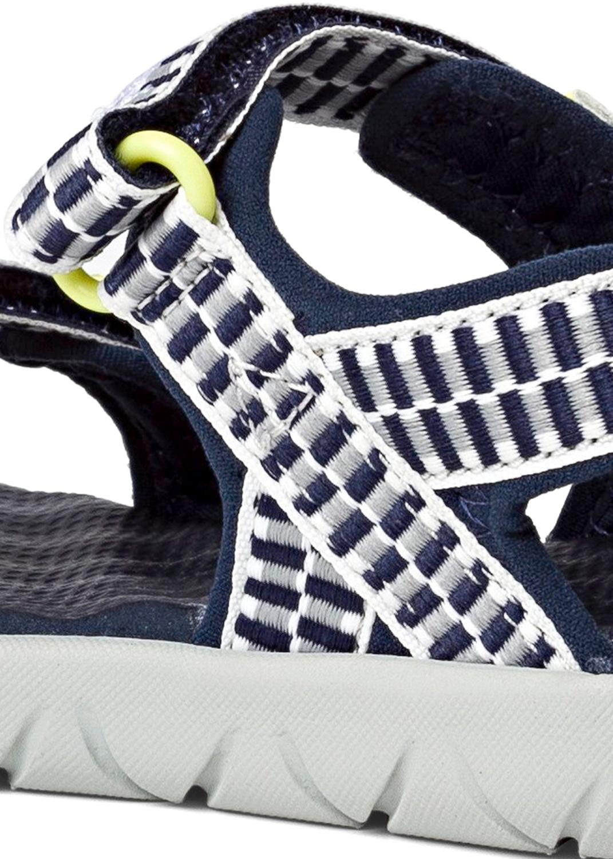Perkins Row Webbing Sandal BLACK IRIS image number 3
