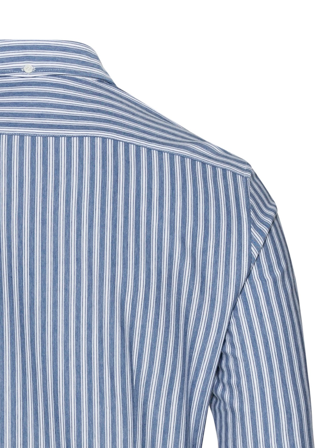 Cotton Jersey Striped Shirt image number 3