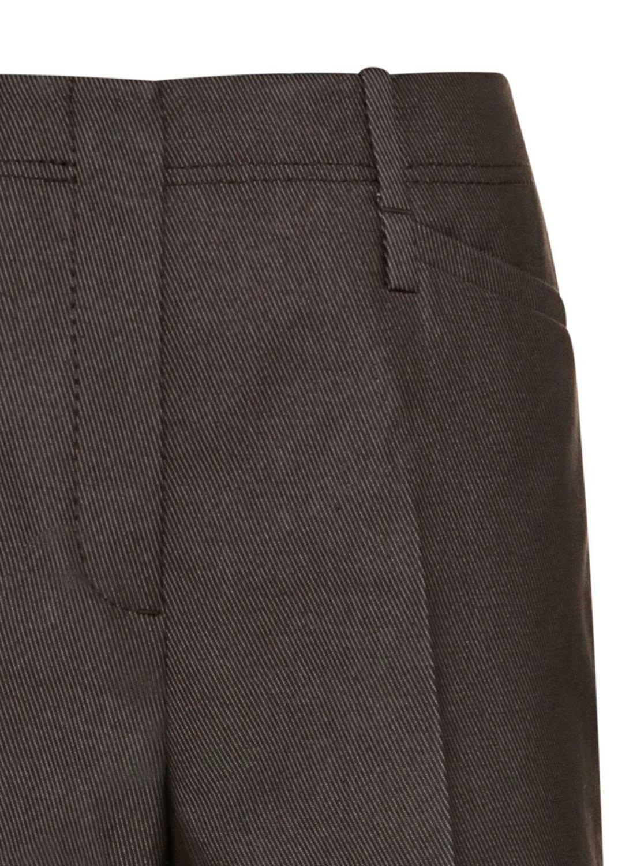 Gabardine-Wideleg-Pants image number 2