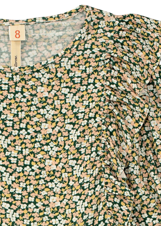 Miu LS Dress w Flowers image number 2