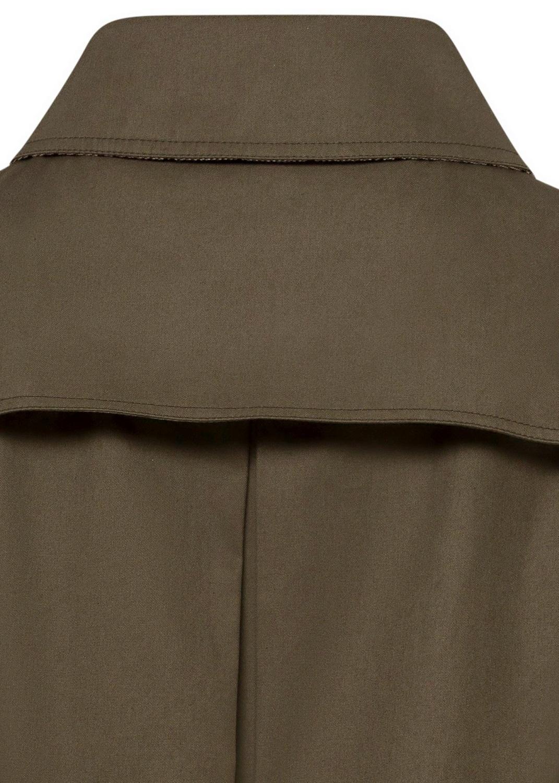 Woman's Woven Half Coat image number 3