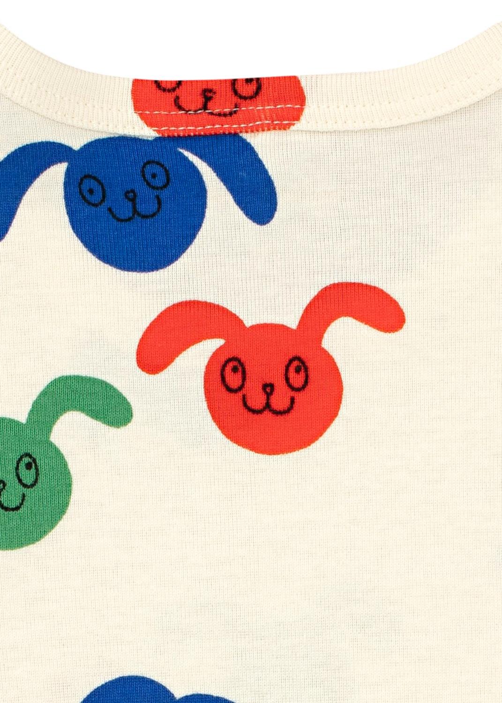 Rabbits aop ss dress image number 3