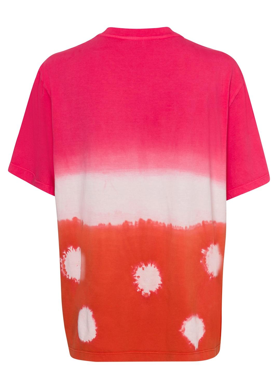 Shibori Tie Dye T-Shirt image number 1