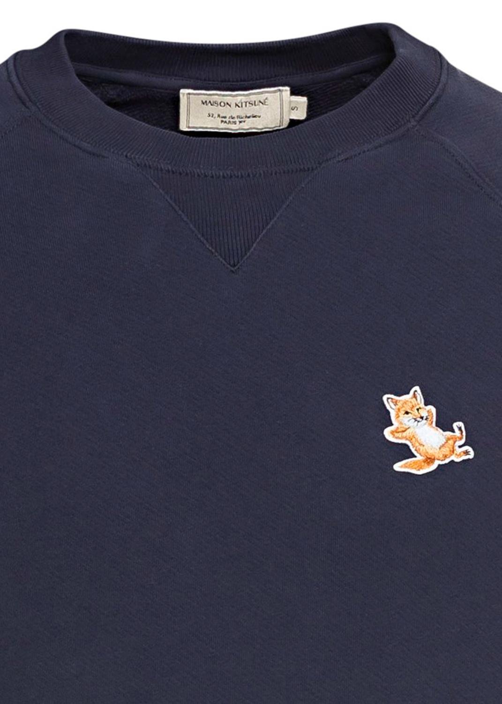 CHILLAX FOX PATCH CLASSIC SWEATSHIRT image number 2