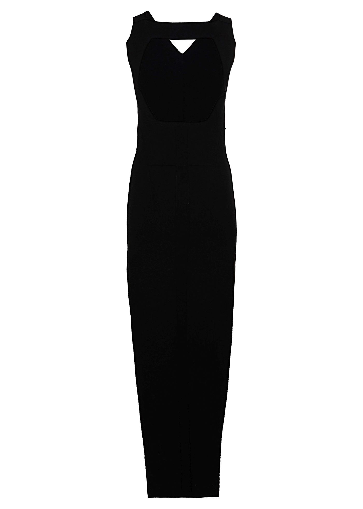 ABITO IN MAGLIA - V DRESS image number 1