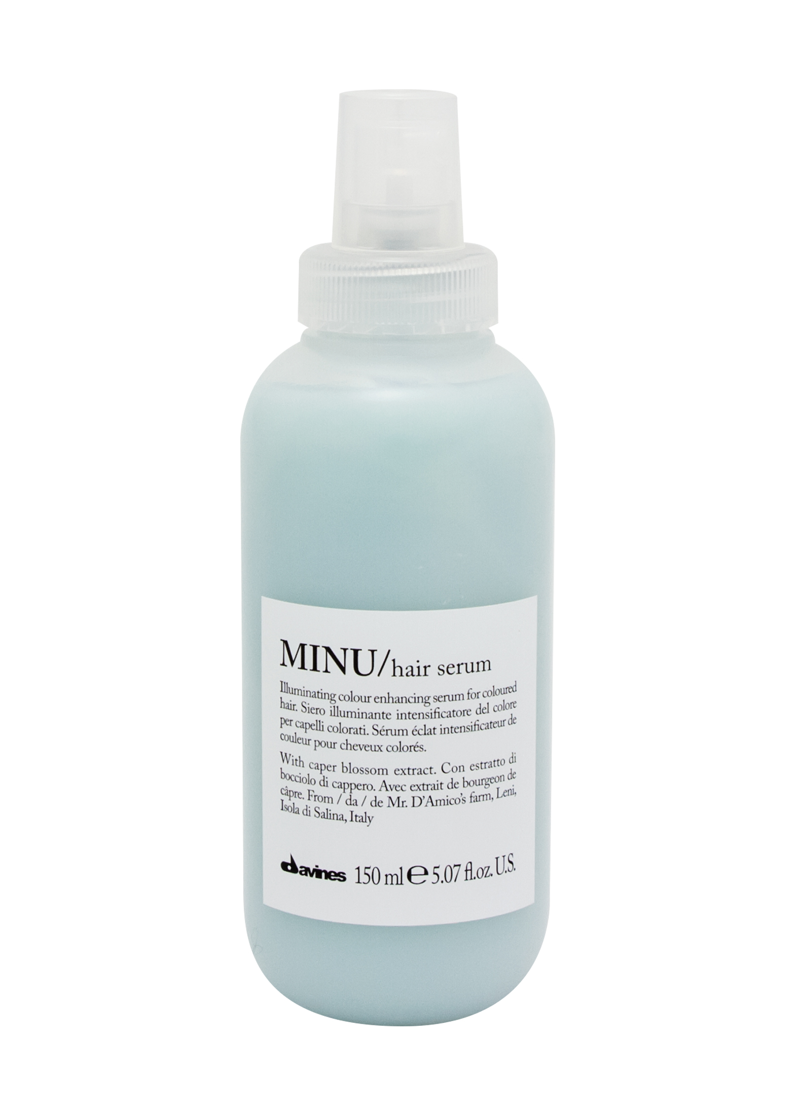 DEHC MINU Hair Serum 150ml image number 0