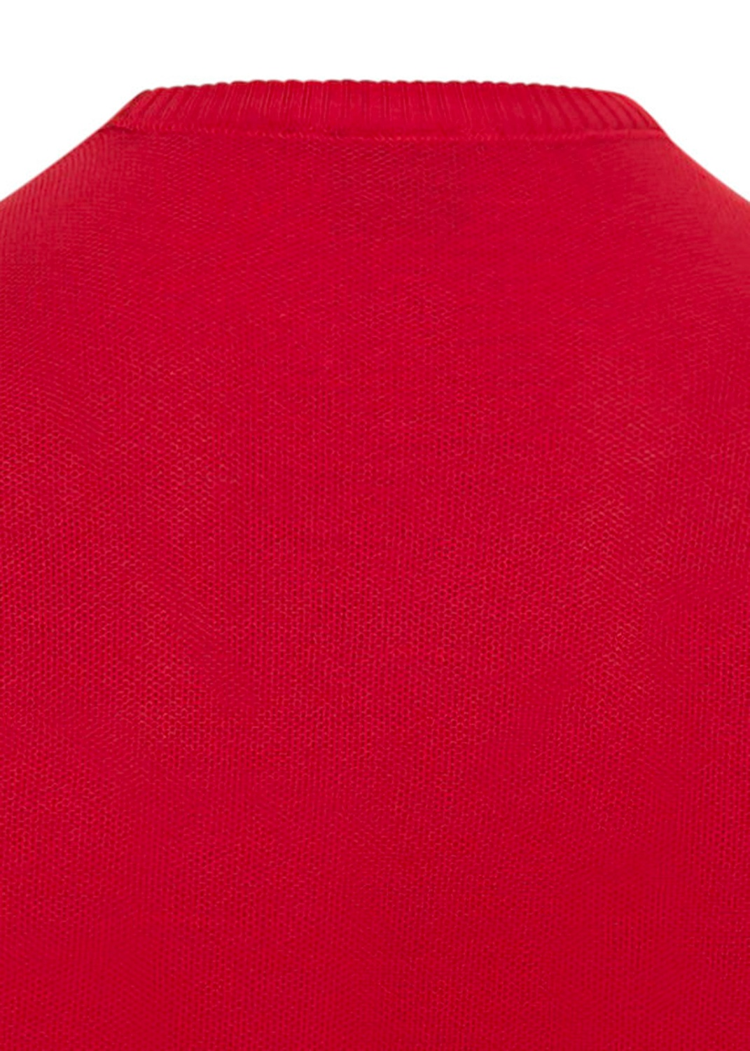 MEN'S KNITTED ROUNDNECK C.W. WOOL image number 3