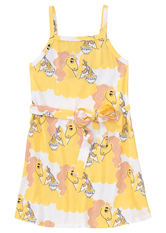 Unicorn Noodles Tank Dress image number 0