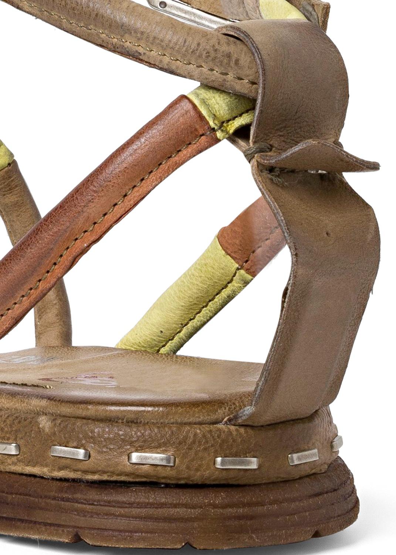 9_Mare Multicolor Flat Sandal image number 3
