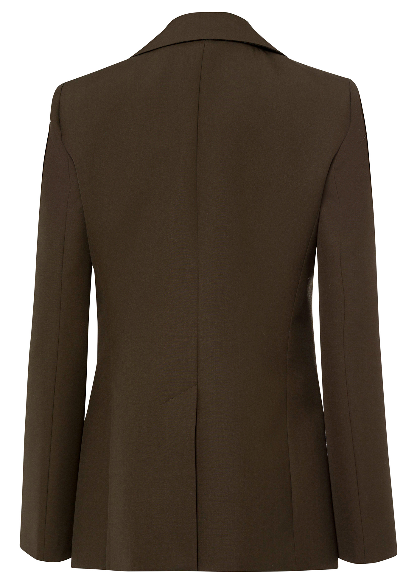 TAILORED JACKET W/ DRAPPED COLLAR image number 1