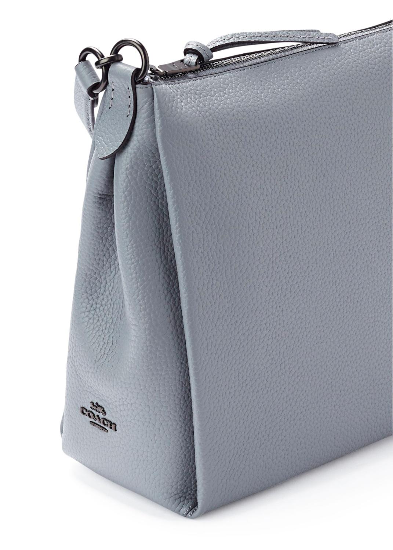 soft pebble leather shay shoulder bag image number 2