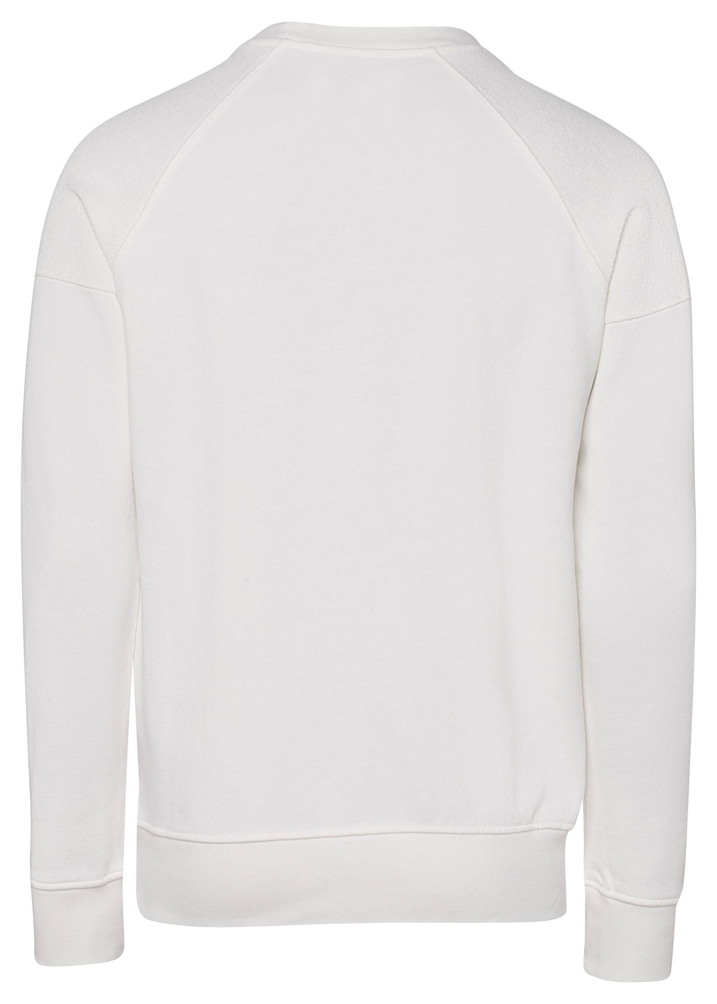 Reverse Loopback Panel Sweatshirt image number 1