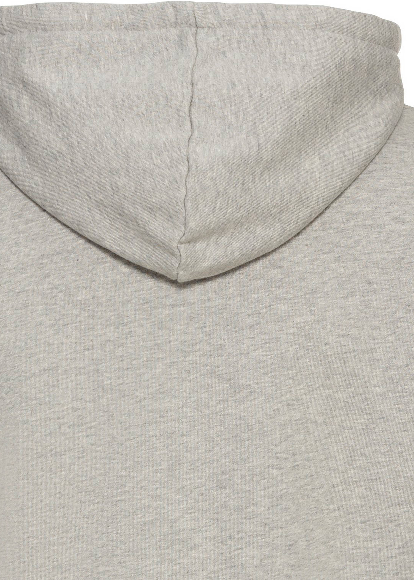 NAVY FOX PATCH CLASSIC HOODIE image number 3