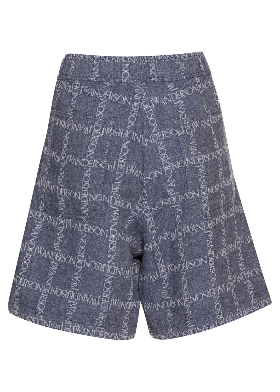Oversized Shorts image number 1