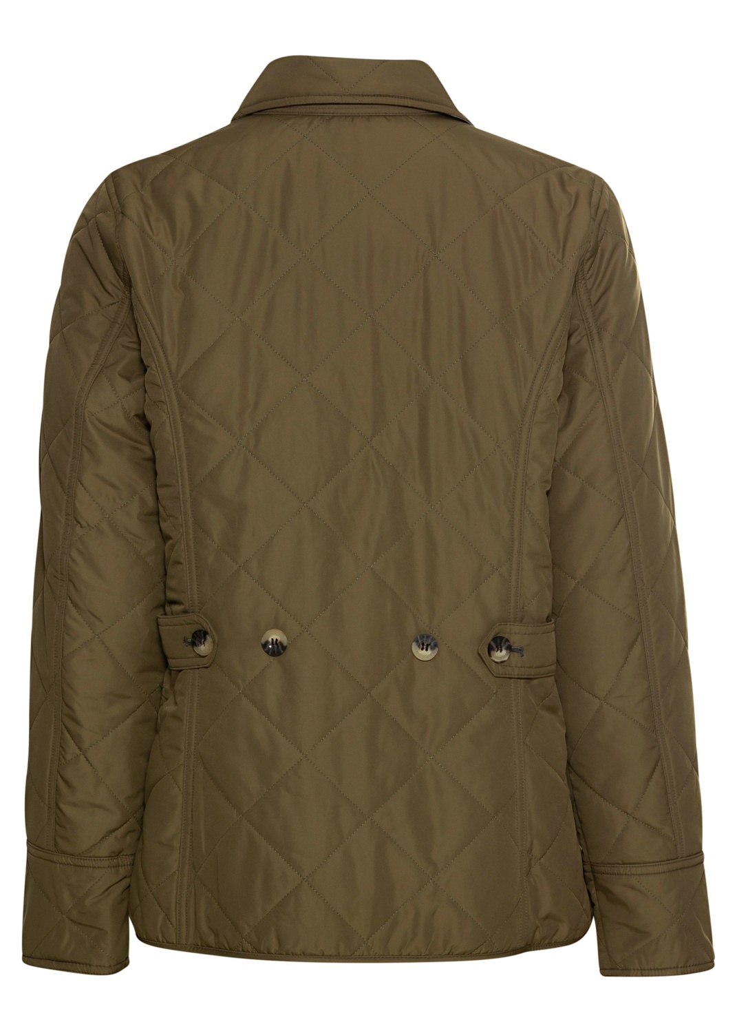 Barbour Nelson Quilt   Olive/O image number 1