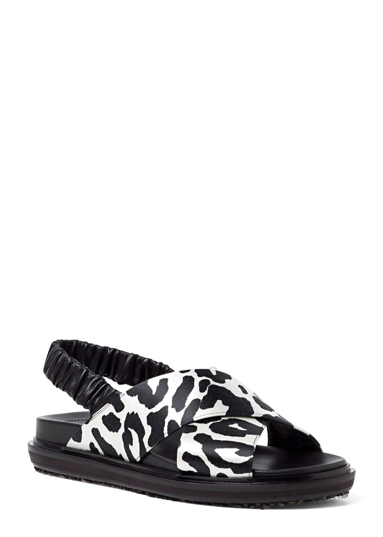 Fussbett Zebra Print image number 1